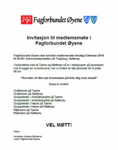 plakat medl møte 022016